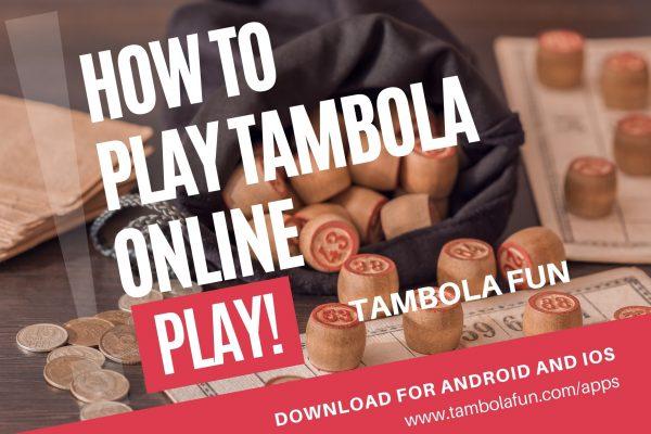 Play Tambola Online